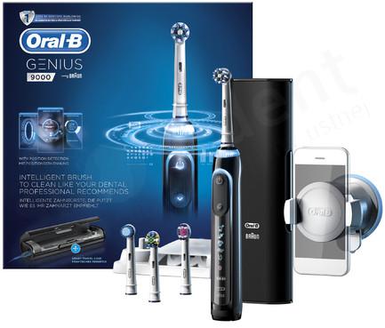 Braun Oral-B Genius 9000 Black
