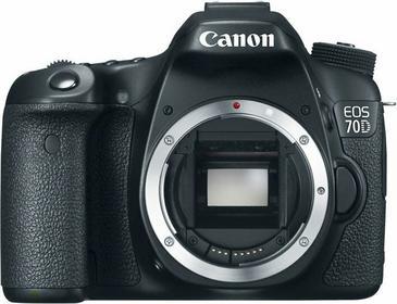 Canon EOS 70D body czarny
