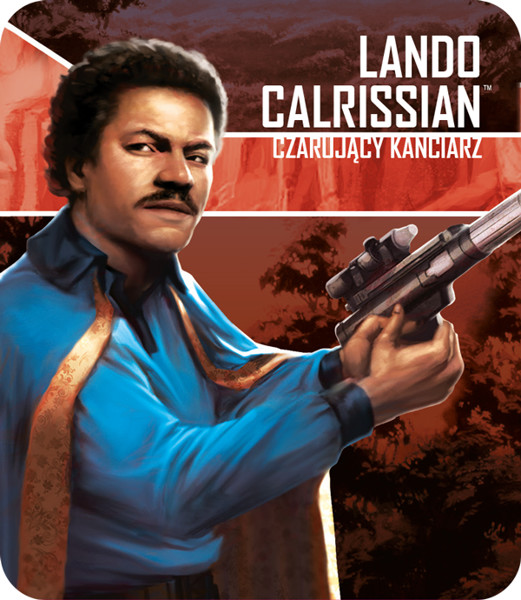 Galakta Imperium Atakuje Lando Czarujący Kanciarz
