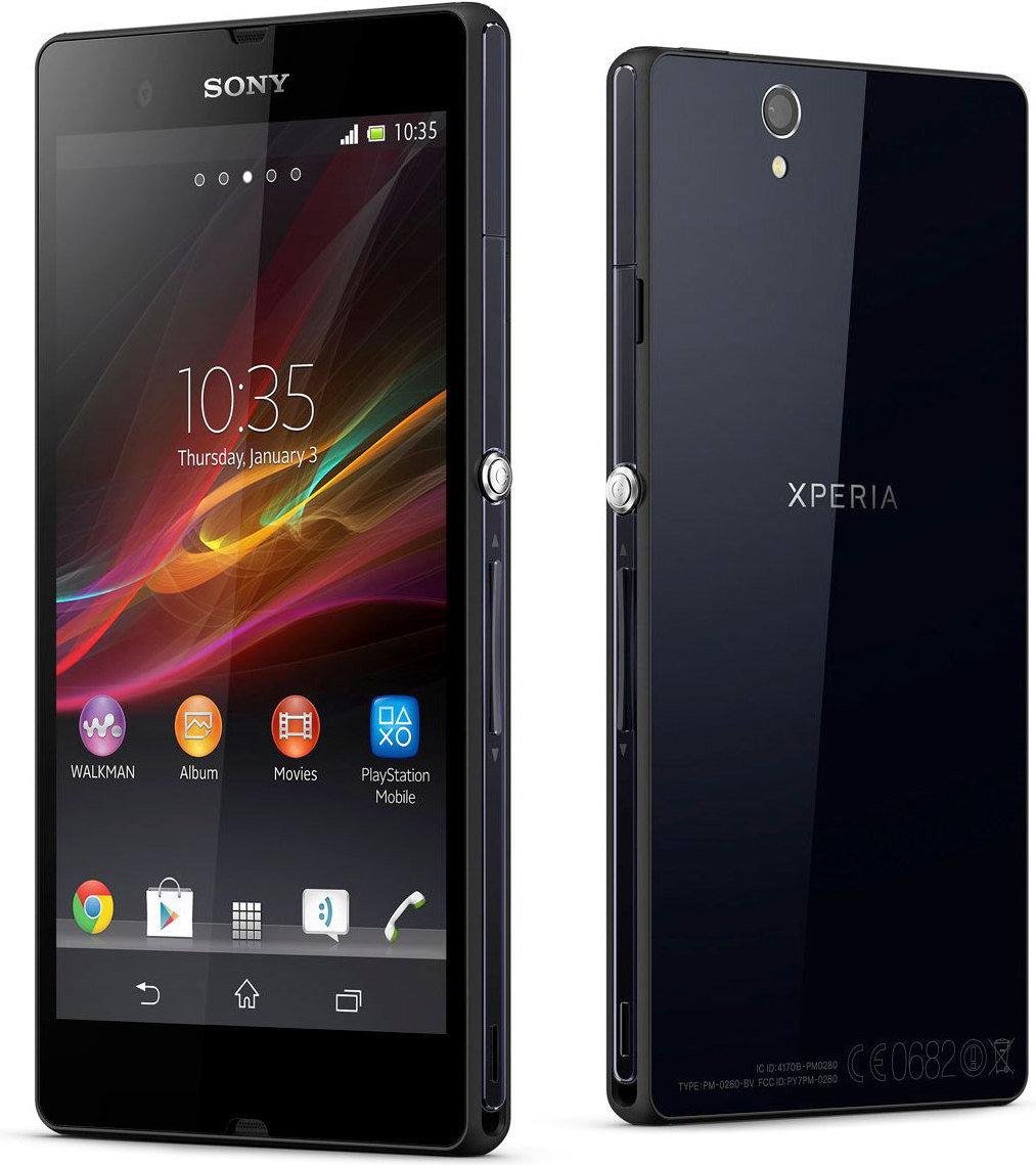 Sony Xperia Z Czarny