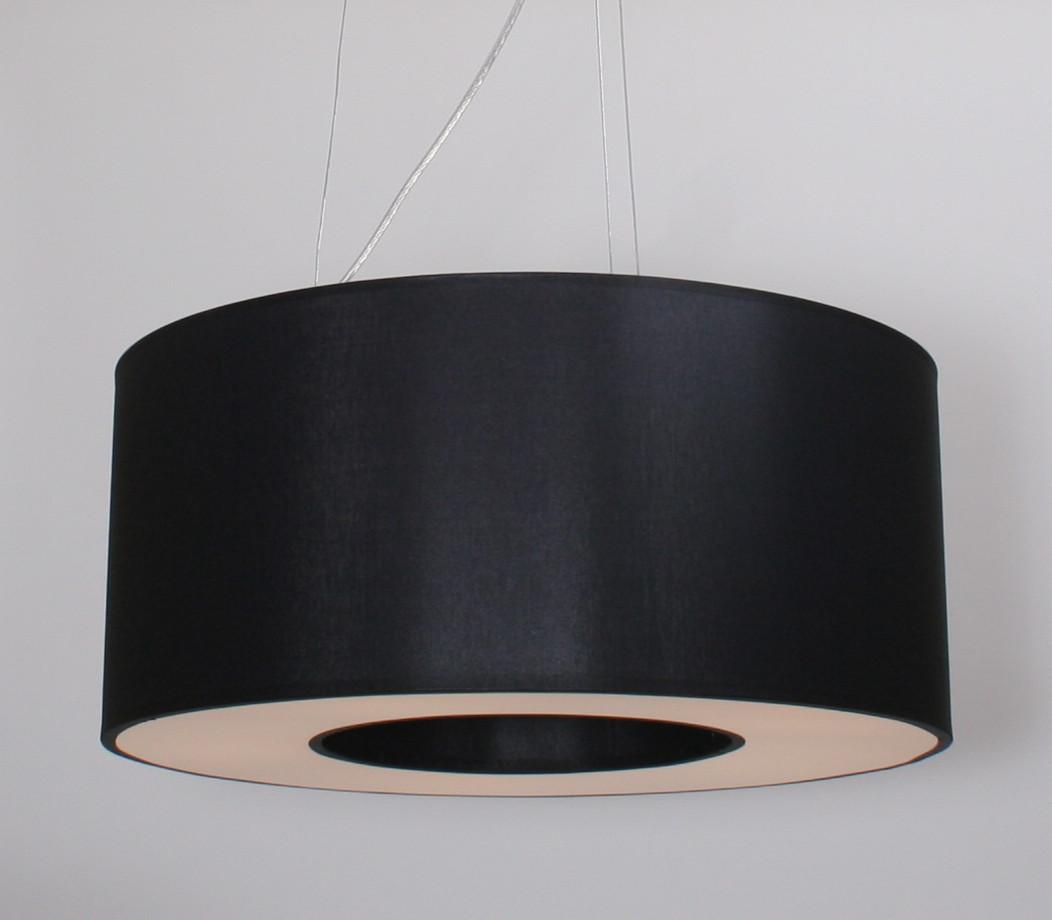 Recon Lighting HUGO MD5022-6 70cm lampa wisząca czarna