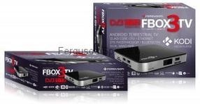 Opinie o Ferguson FBOX 3 TV 5907115002378