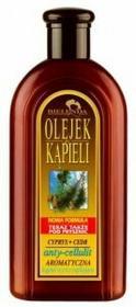 Bielenda Olejek do kąpieli antycellulitowy z olejkami aromaterapeutycznymi z cyprysu i cedru 300ml