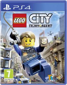 Premiera Lego City Undercover Tajny Agent PS4