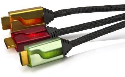 PDP PS3Afterglow przewód HDMI Triple kabel 1,8m/1080p/3d Ready/Lime Dolby DTX/czerwono-pomarańczowy PL-9023ROLEU