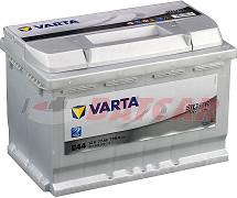 Varta A SILVER Dynamic E44 12V 77Ah 780A (EN) P+