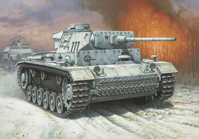 Revell Panzer III type L