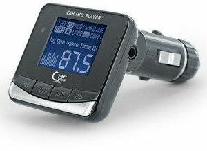 4World Transmiter FM ELITE3 - USB/SD/MMC/Audio, 1,4