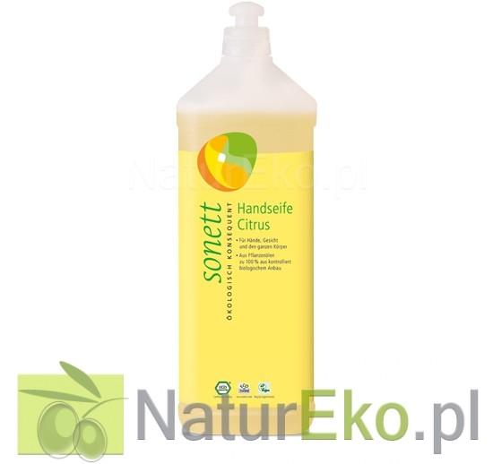 Sonett Mydło w płynie Cytrus 1l - opakowanie uzupełniające SONE-050