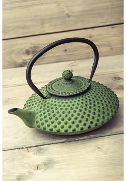 Bredemeijer Xilin żeliwny zaparzacz do herbaty kolory niebieski pojemność 1,25l