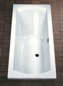 Aquaform Linea 80x160 biała 243-05234