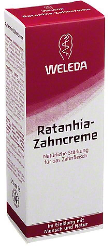Weleda  pasta do zębów Ratanią AG 75 ml