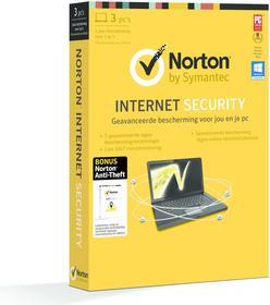 Symantec Norton Internet Security 2013 (1 stan. / 1 rok) - Nowa licencja
