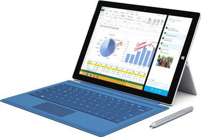 Microsoft Surface 3 Pro 256GB