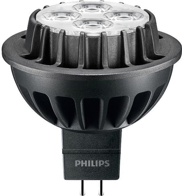 Philips Żarówka LED MAS LEDspotLV D 8.0-50W 827 MR16 36D 8718696515365