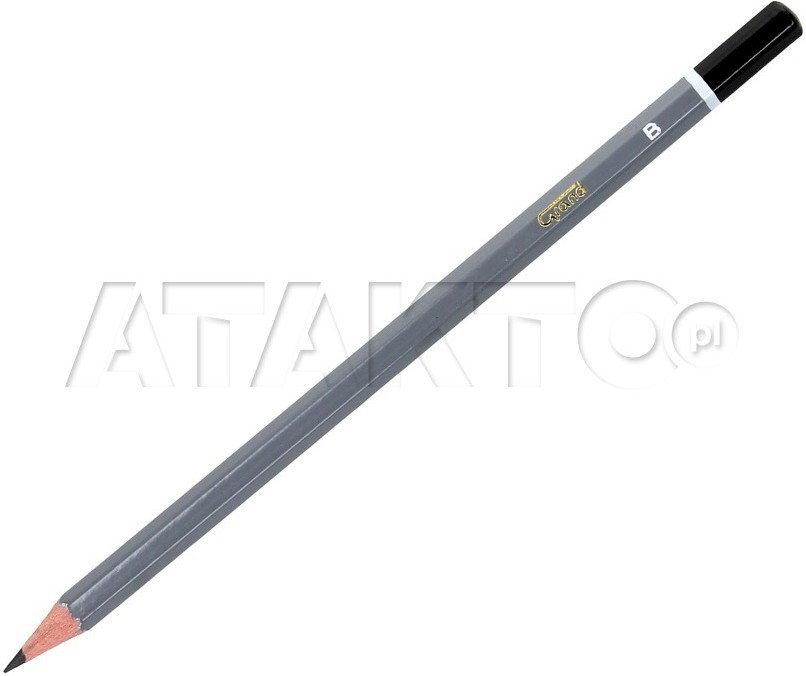 Opinie o Grand ołówek techniczny B b/g VA1168