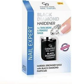 Golden Rose odżywka wzmacniająca paznokcie Black Diamond Hardener