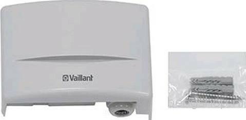 Vaillant Czujnik temperatury zewnętrznej z odbiornikiem sygnału daty i czasu 0