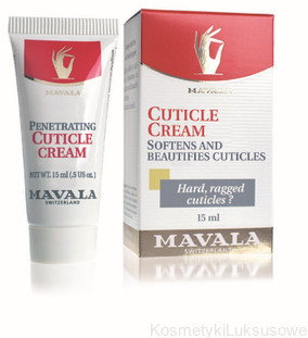 Mavala CUTICLE CREAM - Krem do skórek XX0017