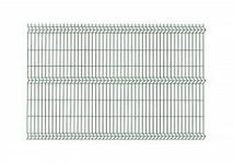 Opinie o Polbram panel ogrodzeniowy 3D ocynkowany 152x250 cm, oczko 50x200 mm, średnica d