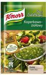 Knorr Unilever Sos sałatkowy koperkowo-ziołowy 9 g