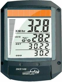 Security Plus DKS 148 4 w 1 zasilanie solarne