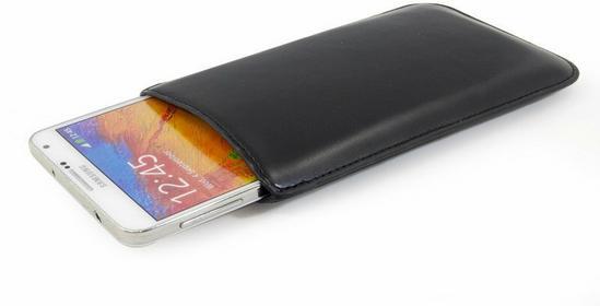 Forcell Etuo.pl Wsuwka Huawei Honor 7 Wsuwka skórzana Magnetic rozmiar XXL
