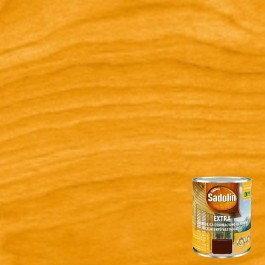 Sadolin Extra Lakierobejca do dekoracji i zabezpieczenia drewna 0.75L Kukurydzia