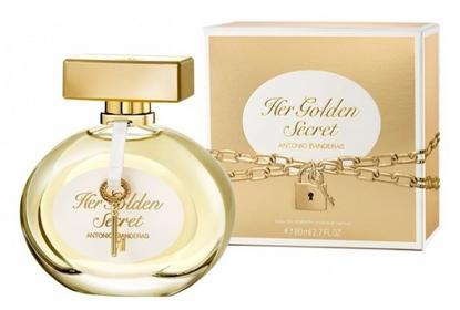 Antonio Banderas Her Golden Secret woda toaletowa 80ml TESTER