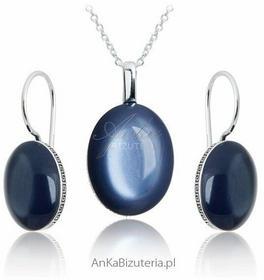 AnKa Biżuteria Biżuteria srebrna : Komplet