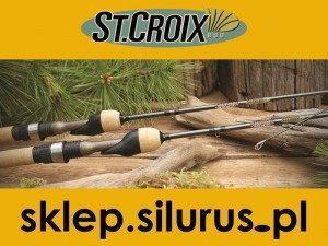 St.Croix Trout Series spinningowa Rods TSS70LXF2