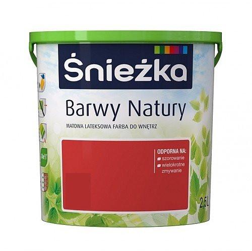 ?nie?ka Lateksowa Barwy Natury Zielona Herbata 2,5L (q1716025000033700U)