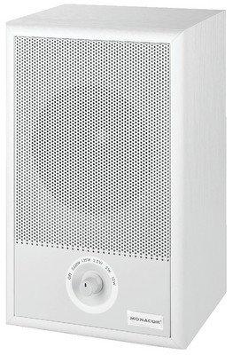 Monacor EUL-75/WS - Zestaw głośnikowy naścienny