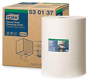 TORK Czyściwo włókninowe wzmocnione białe 530137