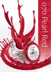 Semilac UV Gel Color 070 Pearl Red 5ml