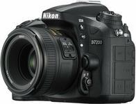 Opinie o Nikon D7200 body