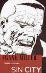 Sin City Trudne pożegnanie - Miller Frank