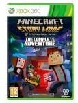 Minecraft: Story Mode The Complete Adventure X360