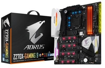 Opinie o Gigabyte GA-Z270X-Gaming 9 Aorus