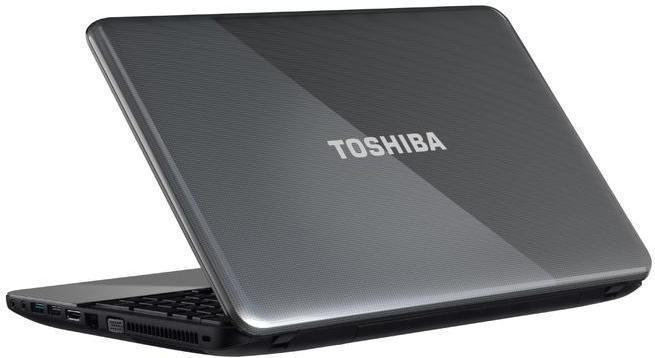 """Toshiba Satellite C855-23C 15,6"""", Pentium 2,4GHz, 4GB RAM, 500GB HDD (PSCBWE-08C01CPL)"""