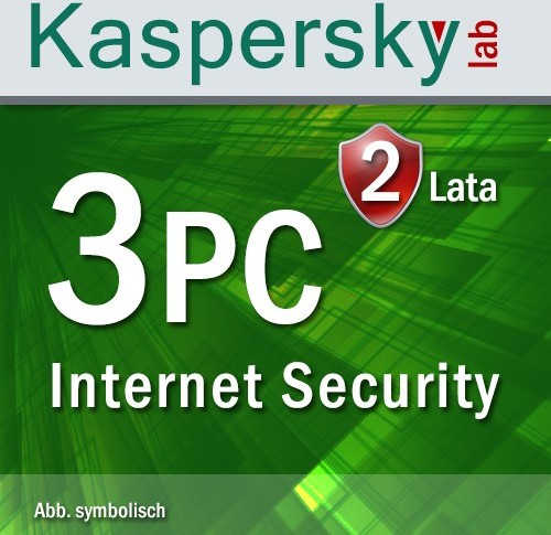 Kaspersky Internet Security Multi Device 2017 3 PC