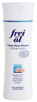 Frei Dead Sea Mineral mleczko do ciała do skóry normalnej i suchej Mineral-Aktiv-Complex 200 ml