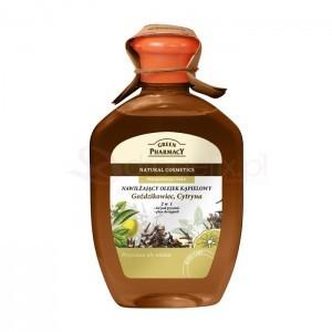 Green Pharmacy GoŸdzikowiec, Cytryna 250ml - olejek kšpielowy
