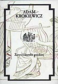 Adam Krokiewicz  Zarys filozofii greckiej