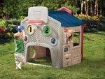 Little Tikes Miejski domek do zabaw KOLOROWY 444D