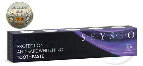 Seysso rofesjonalna Pasta do zębów - ochrona i bezpiecznie wybielanie 321