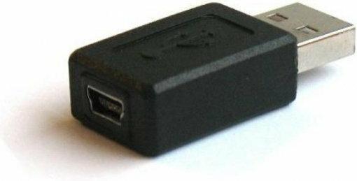 Elmak SAVIO CL-13 Adapter USB A(M) - USB Mini B(F) SAVIO CL_13