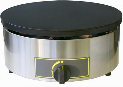 Stalgast Naleśnikarka w obudowie okrągłej gazowa CFG 400