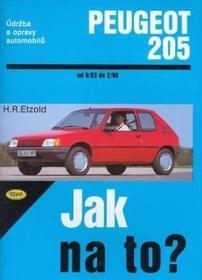 Hans-Rüdiger Etzold Peugeot 205 od 9/83 do 2/99 Hans-Rüdiger Etzold