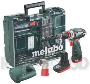 Metabo PowerMaxx BS Quick Pro Set 6.00157.88
